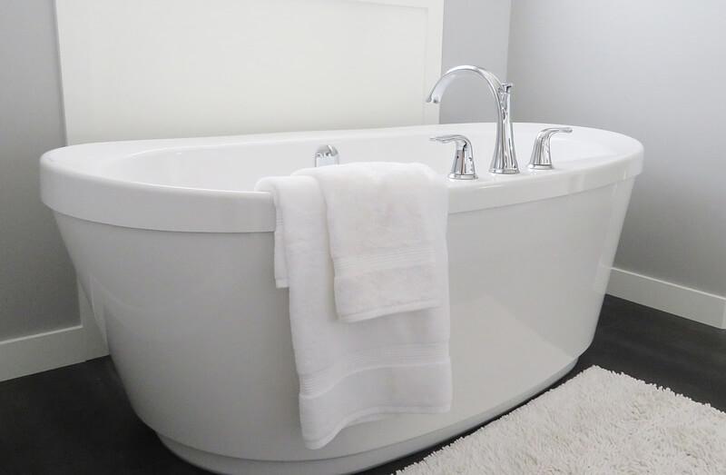 ストレス発散方法2:湯船に浸かり長風呂をする