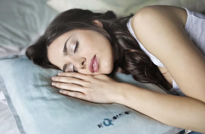 ストレス発散方法4:ひたすら寝る