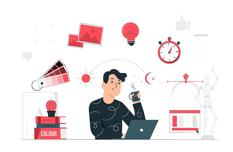 【未経験OK】独学でWebデザイナーになる方法を紹介します。