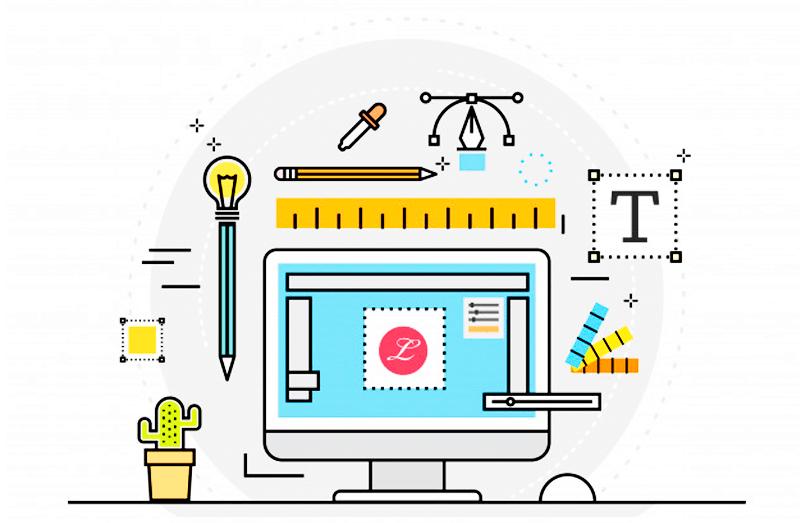 ブログで使うロゴの作り方を解説。誰でも簡単に作成可能【企業ロゴOK】